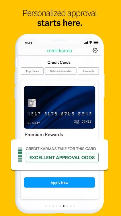 Credit Karma screenshot-3