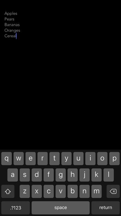 Klipped Screenshots