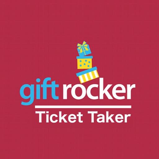 GiftRocker TicketTaker