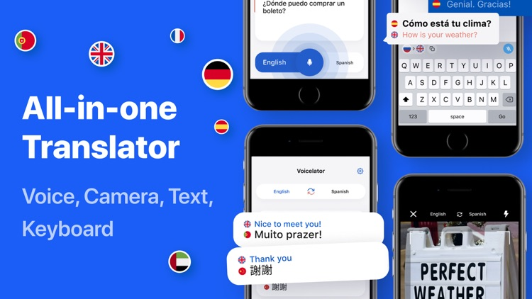 Voicelator: Translate Voice