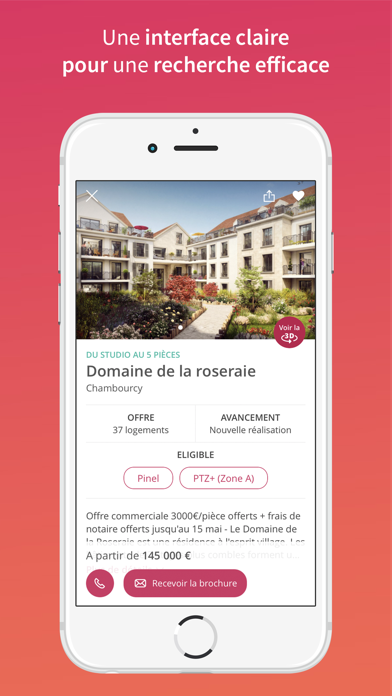 messages.download SeLoger neuf - Immobilier neuf software