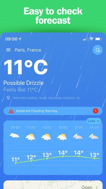 Widget Weather app screenshot-9