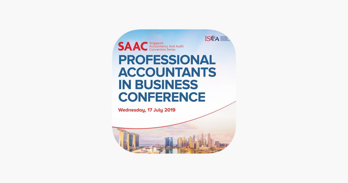 ISCA PAIB Conference 2019 on the App Store
