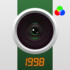 1998 Cam - Vintage Camera on the App Store