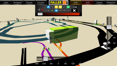 Screenshot for Faller System Digital Mobile in Germany App Store