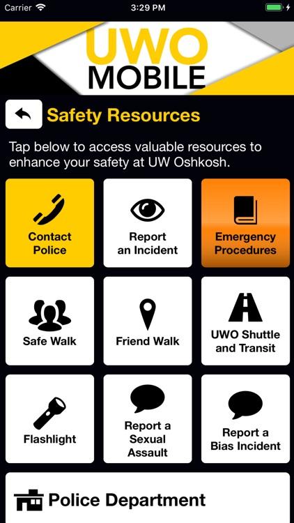 UWO Mobile screenshot-6