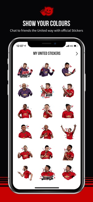 Manchester United Official App on the App Store