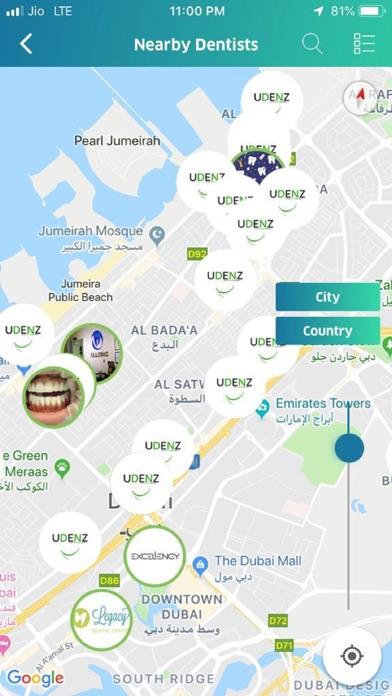 UDENZ Your Dental App يودينز screenshot three