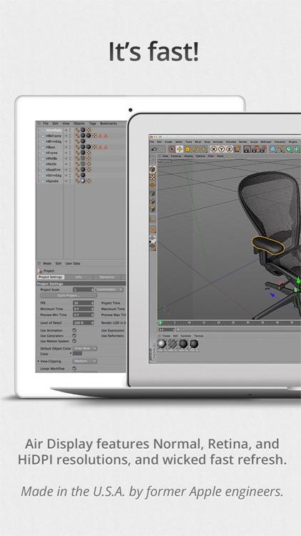 Air Display screenshot-3