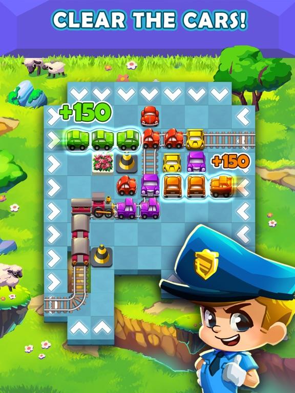 Traffic Puzzle screenshot 9