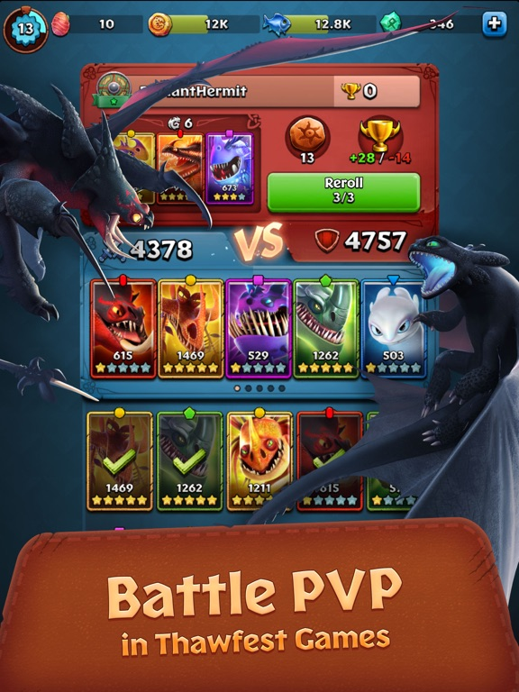Dragons: Titan Uprisingのおすすめ画像3
