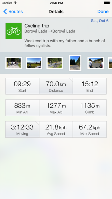 Routie ~ GPS sports trackerのおすすめ画像4