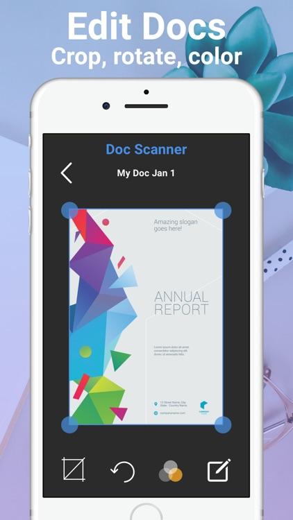 Doc Scanner App: Scan PDF File screenshot-3