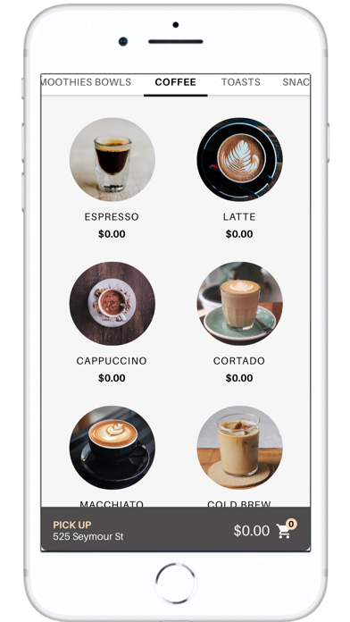 Nosh Cafe and Wine Bar screenshot 3