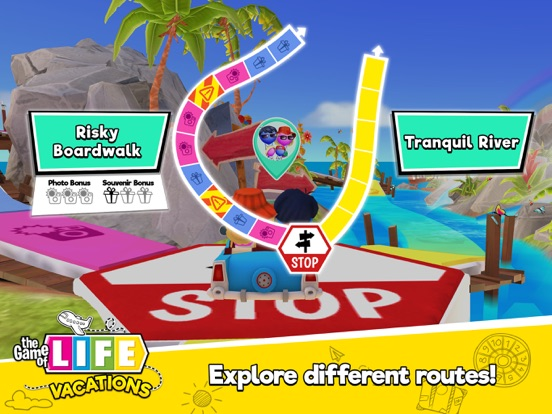 THE GAME OF LIFE Vacations screenshot 7