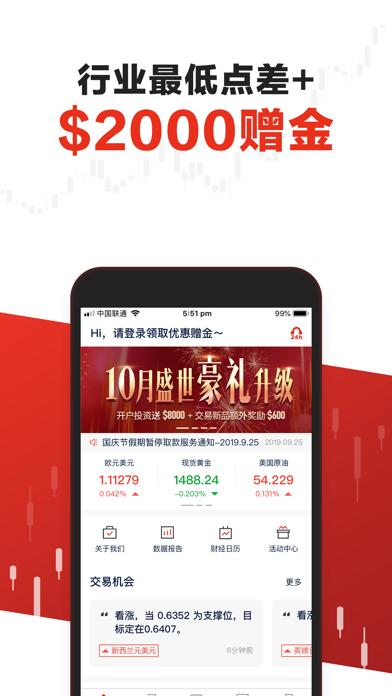 利达期货交易-期货投资和贵金属交易平台 screenshot four