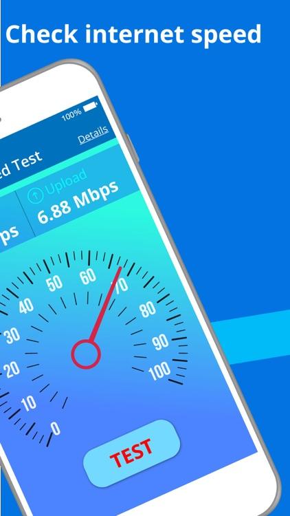 My Wifi Speed Test Meter