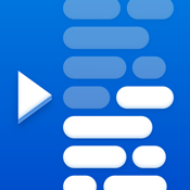Teleprompter Premium - Speech, Script and Lyrics Mirror Prompter Pro icon