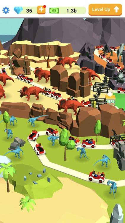 Idle Dino Park screenshot-5