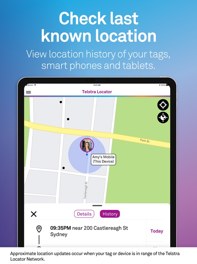 Telstra Locator on the App Store
