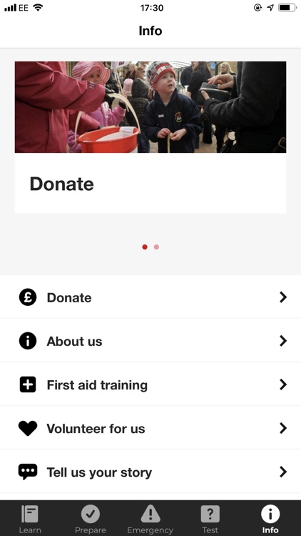 First Aid by British Red Cross screenshot-4