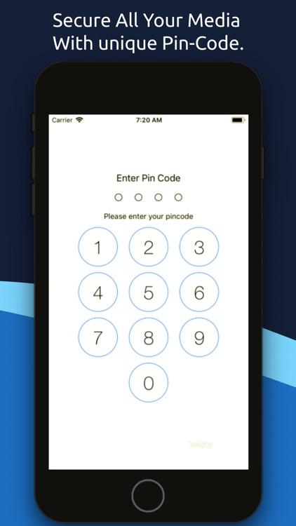 Password & Photo Lock Manager