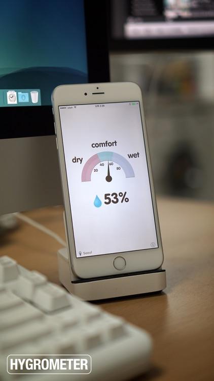 Hygrometer -Check the humidity screenshot-3
