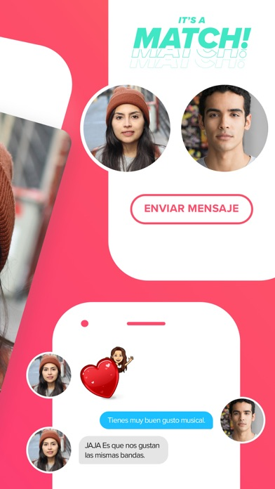 Screenshot for Tinder in Argentina App Store