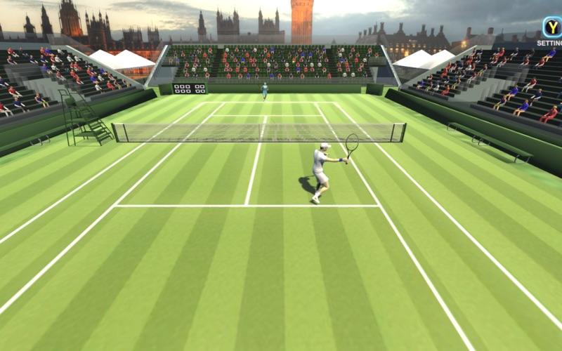 Grand Slam Tennis Open for Mac