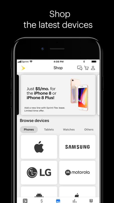 download My Sprint Mobile apps 0