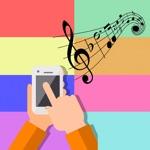 触摸宝贝颜色和声音钢琴和画