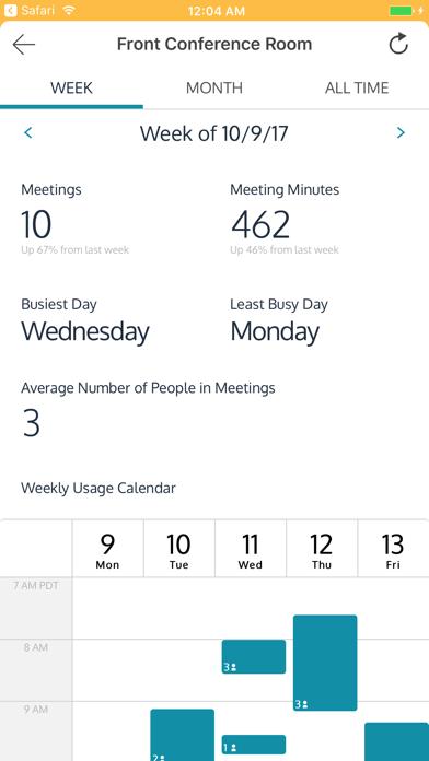 Screenshot of Meeting Owl2