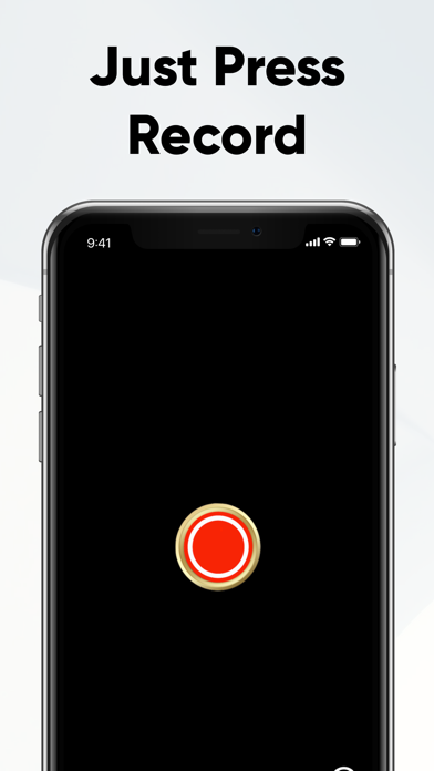 Recording App - Re:Call Screenshot