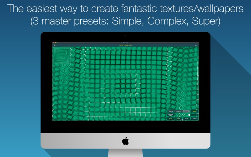 Texturing for Mac
