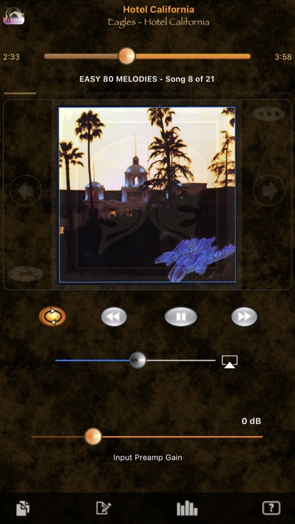 HD Music Parametric Equalizer screenshot-3
