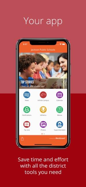 Jackson Public Schools on the App Store