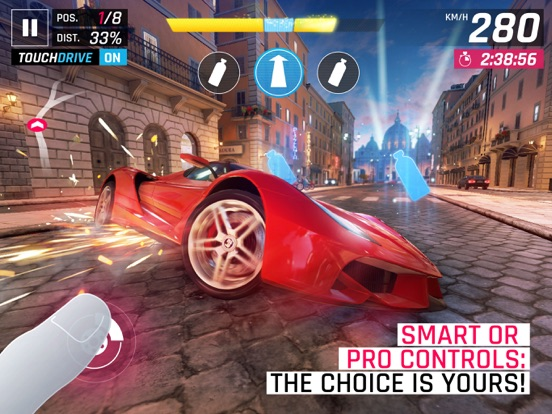 iPad Image of Asphalt 9: Legends
