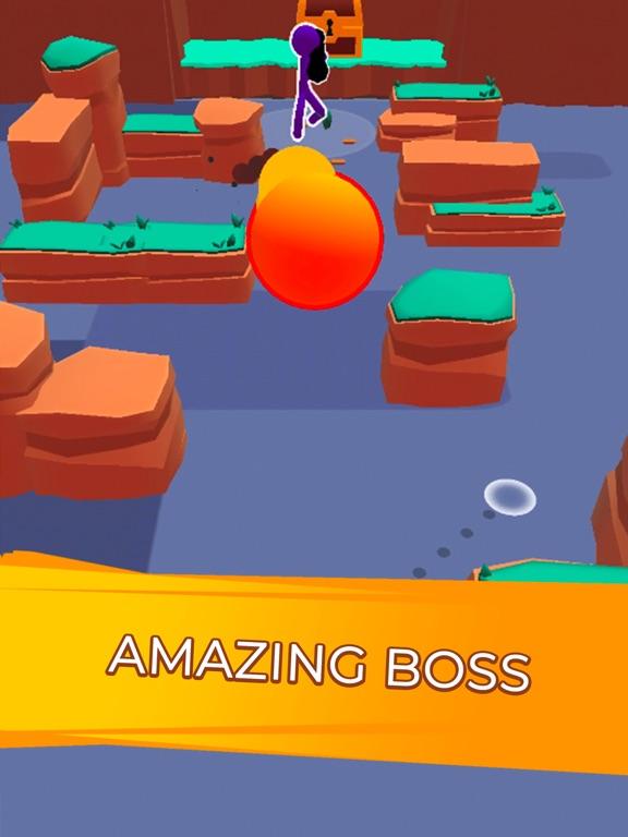 Stickman Dash! screenshot 11
