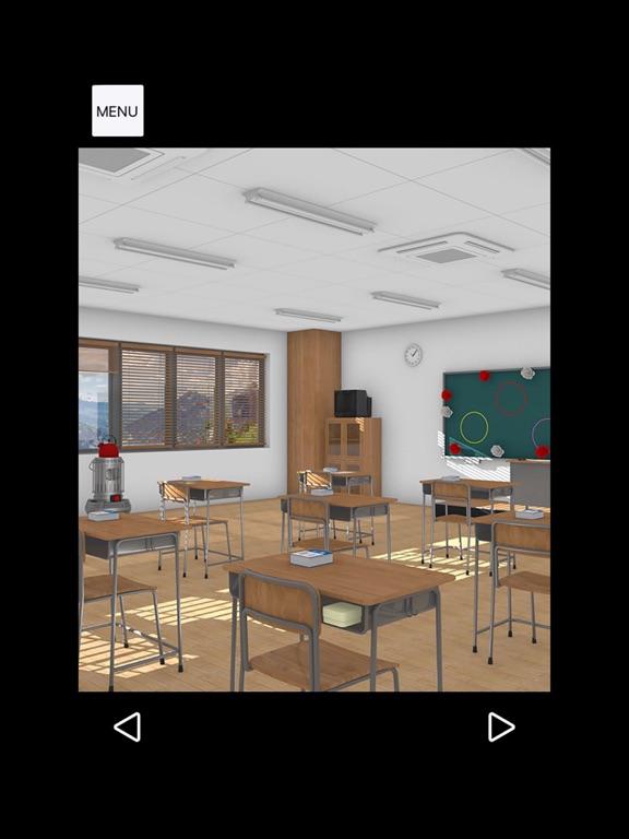脱出ゲーム Home Room 思い出いっぱい最後の教室のおすすめ画像4