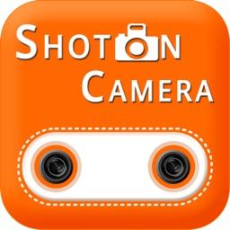 Shot On Camera - Photo Stamper