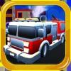 Fire Truck Driver City Rescue