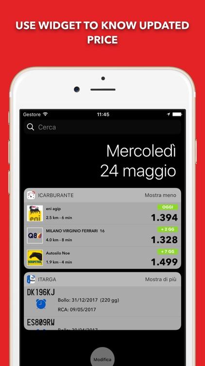 iCarburante Pro - Fuel Prices screenshot-4