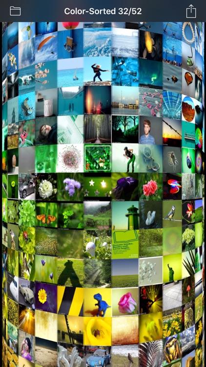 3D Photo Ring - Album Browser screenshot-4