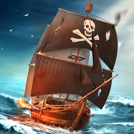 Pirate Ship Sim 3D iOS App