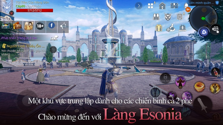 AxE:Alliance x Empire Việt Nam screenshot-6
