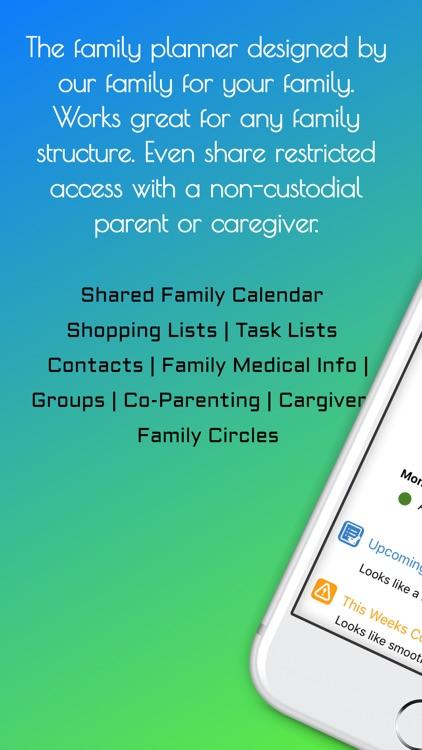 Bievo: Planner for your family
