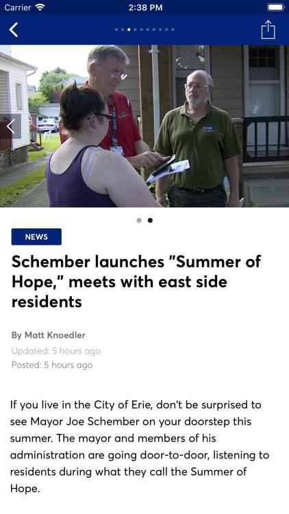 Erie News Now screenshot-3