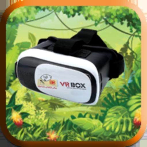 QR reader in VR