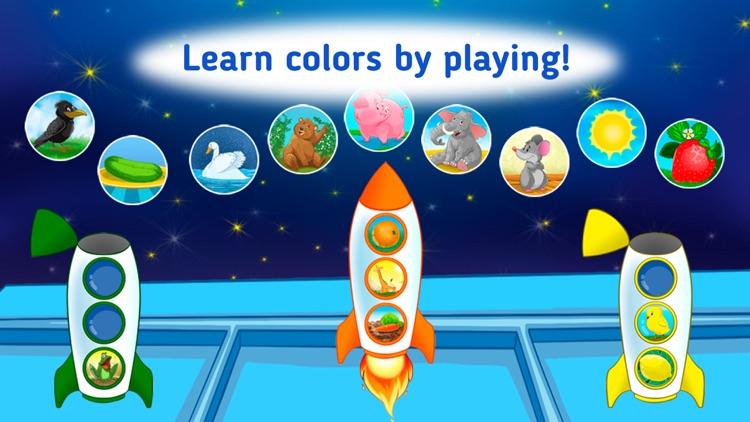 Fun learning colors games 3 screenshot-5