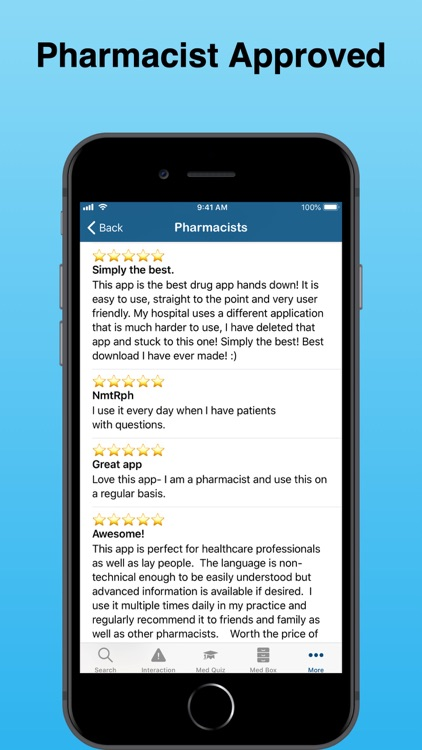 Pocket Pharmacist - Drug Info screenshot-6